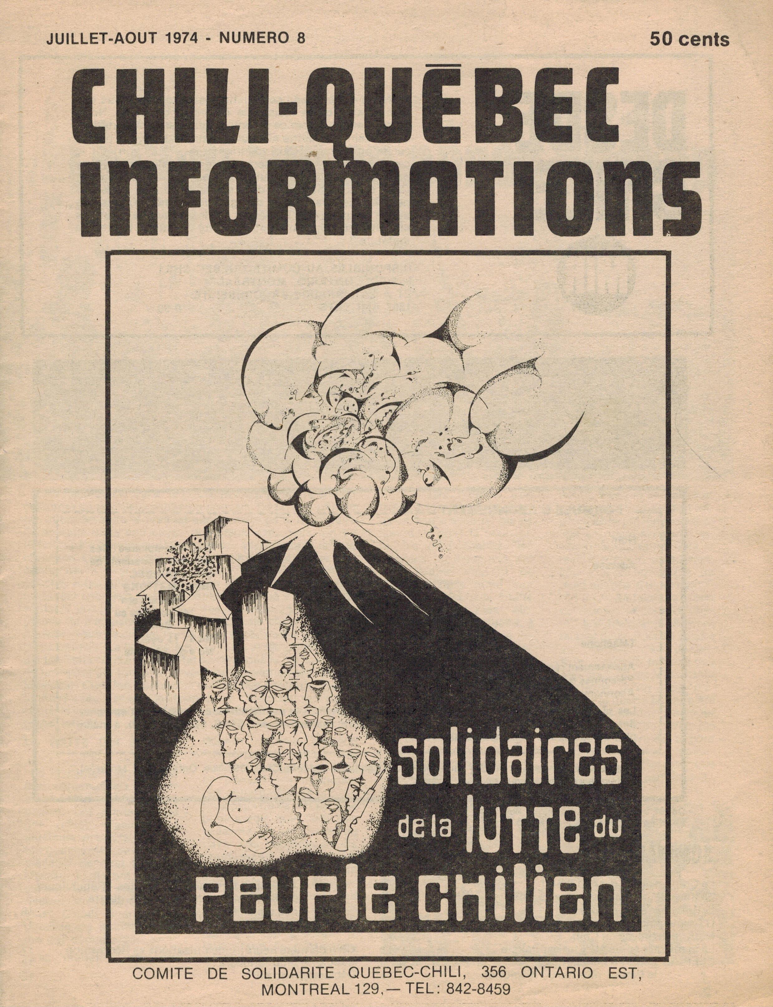 Qc-Chili no.8-août1974-cover