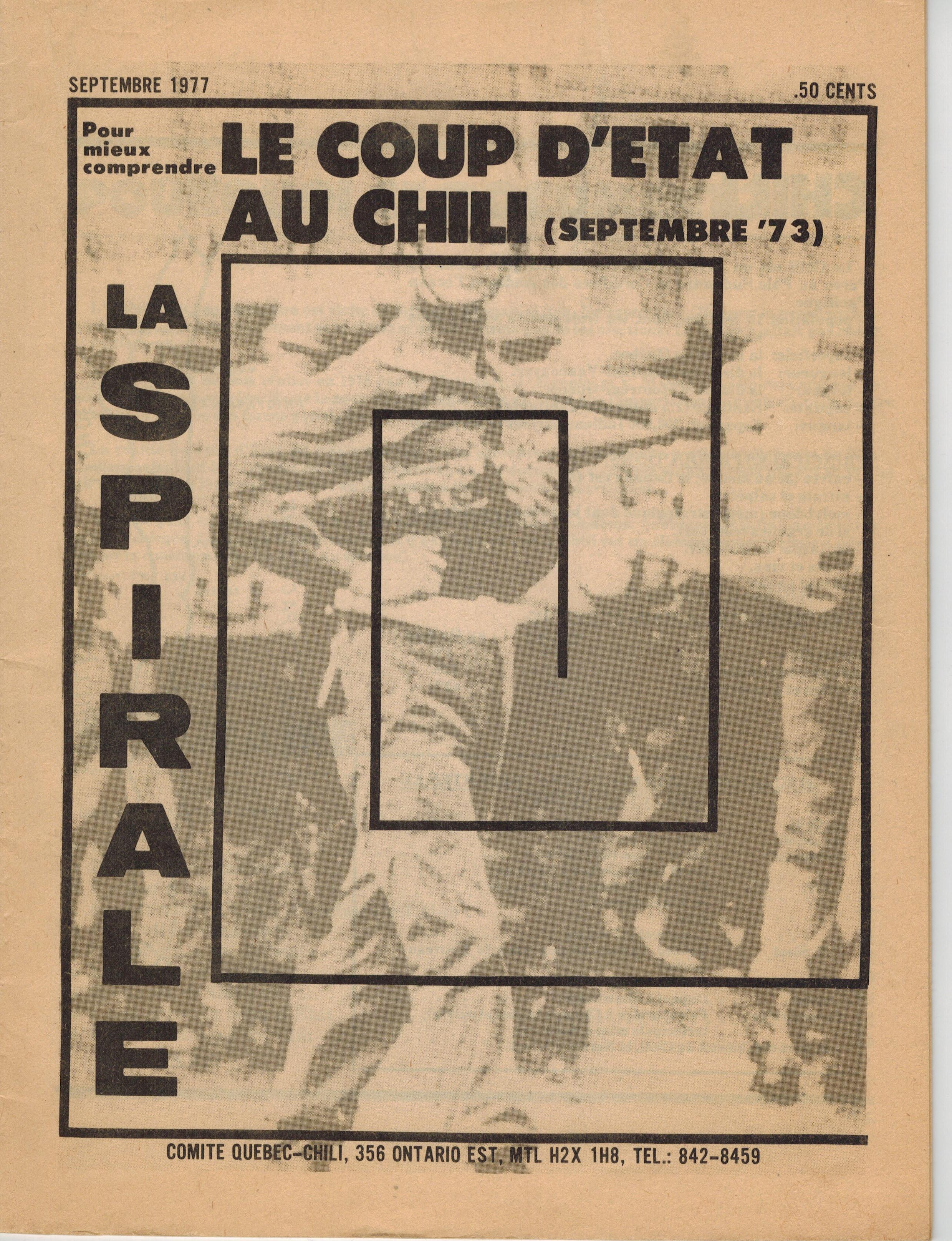Qc-Chili-septembre 1977-couverture