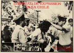 Liberté d'expression au Chili / Courtoisie du Centre de recherche en imagerie populaire CRIP