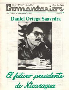 Revue Comentarios Septembre 1984