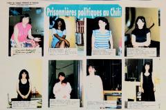 Prisonnières politiques au Chili 1 – Comité des femmes chiliennes de Montréal / Courtoisie du Comité chilien pour les droits humains