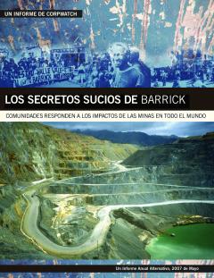 CorpWatch-Barrick, mai 2007, espanol