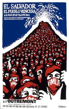 El Salvador. El pueblo vencerá (le peuple vaincra), 1980