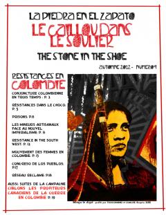 La Piedrra en el Zapato, The Stone in The Shoe, La caillou dans le soulier, no 9 automne 2012