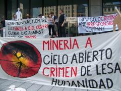 Manifestation contre les mines à ciel ouvert, 22 juillet 2010, CDHAL 016(2)