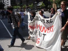 Manifestation contre les mines à ciel ouvert, 22 juillet 2010, DSC09152