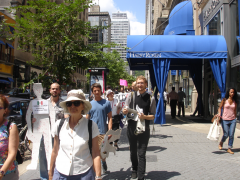 Manifestation contre les mines à ciel ouvert, 22 juillet 2010, DSC09160