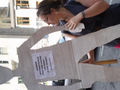 Manifestation contre les mines à ciel ouvert, 22 juillet 2010, P6011083
