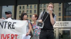 Manifestation contre les mines à ciel ouvert, 22 juillet 2010, SAM_3030, de Alex