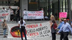 Manifestation contre les mines à ciel ouvert, 22 juillet 2010, SAM_3039, de Alex