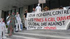Manifestation contre les mines à ciel ouvert, 22 juillet 2010, SAM_3043, de Alex