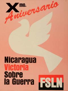 Nicaragua. Victoria sobre la guerra, 1989