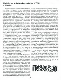 Bulletin d'information du CISO, vol.4, no.1, déc.1996-janv.1997