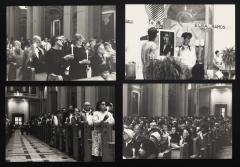 Cérémonie Monseigneur Romero