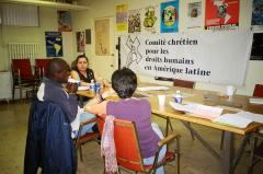 Comité chrétien pour les droits en Amérique latine (CCDHAL)