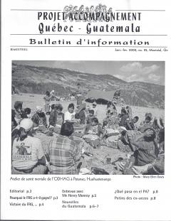 Couverture PAQG, janv.-fév. 2000, no. 22