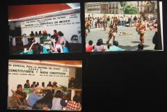 Foro especial para la reforma del estado, San Cristobal de las Casas, Mexico, del 30 de junio al 6 de julio 1996