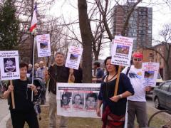 Jour de terre9, à Montréal, 22 avril 2007