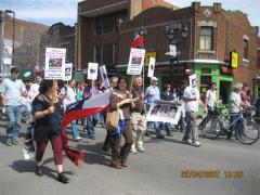 Marcha Día dela Tierra, 15, en Montreal, 22 avril 2007
