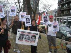 Marcha Dia de la Tierra 11, en Montreal, 22 avril 2007