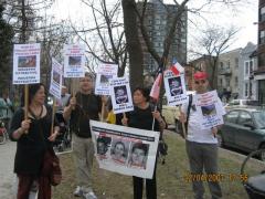 Marcha Dia de la Tierra 13, en Montreal, 22 avril 2007