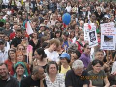Marcha Dia de la Tierra, 14, en Montreal, 22 avril 2007