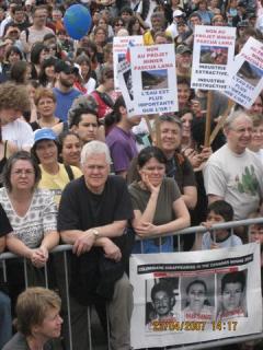 Marcha Dia de la Tierra 3, en Montreal, 22 avril 2007
