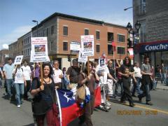 Marcha Dia de la Tierra 4, en Montreal, 22 avril 2007