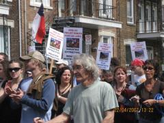 Marcha Dia de la Tierra 7, en Montreal, 22 avril 2007