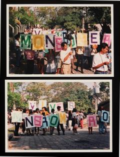 Marcha Monseñor Romero
