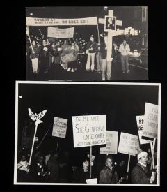 Mieux qu'un abri, un chez-soi! Marche-Célébration Romero 24 mars 1987 (2)