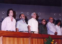 Rencontre Romero à Managua