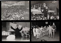 Marche-célébration Romero 90 à Montréal, 24 mars 1990