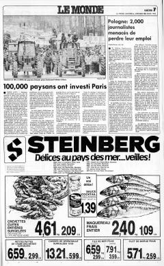 Salvador et Guatemala, La Presse, 24 mars 1982, p. F3