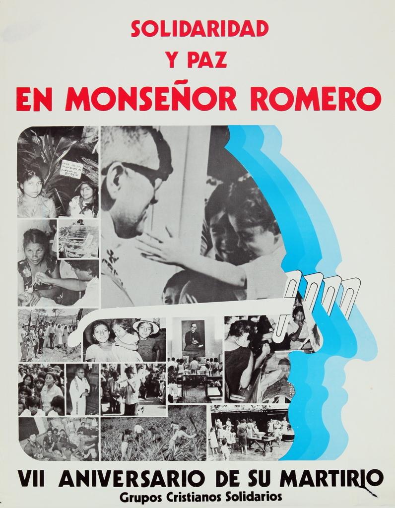 Solidaridad y paz en Monseñor Romero, 1987