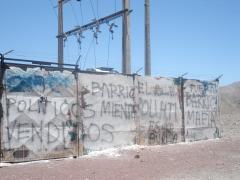 Graffiti, 1, 4 décembre 2006
