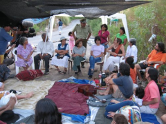 Manifestation contre Pascua Lama, 3