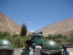 Manifestation contre Pascua Lama,12