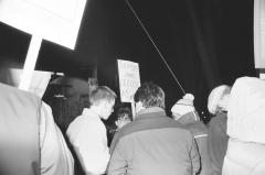 Marche-célébration Romero 24 mars 1990, Montréal (74)
