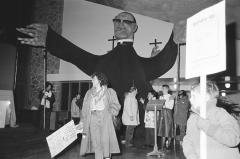 Marche-célébration Romero 24 mars 1990, Montréal (48)