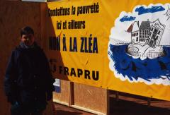 FRAPRU, Marche des peuples, 21 avril 2001