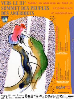Forum RQIC Vers le 3e Sommet des Peuples des Amériques, automne 2005