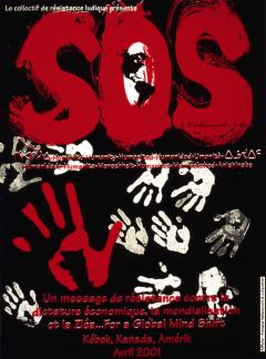 SOS. Collectif de résistance ludique, avril, 2001