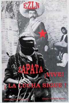 Zapata Vive EZLN