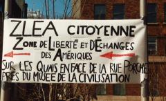 Zone de liberté et d'échanges des Amériques, Marche des peuples, 21 avril 2001